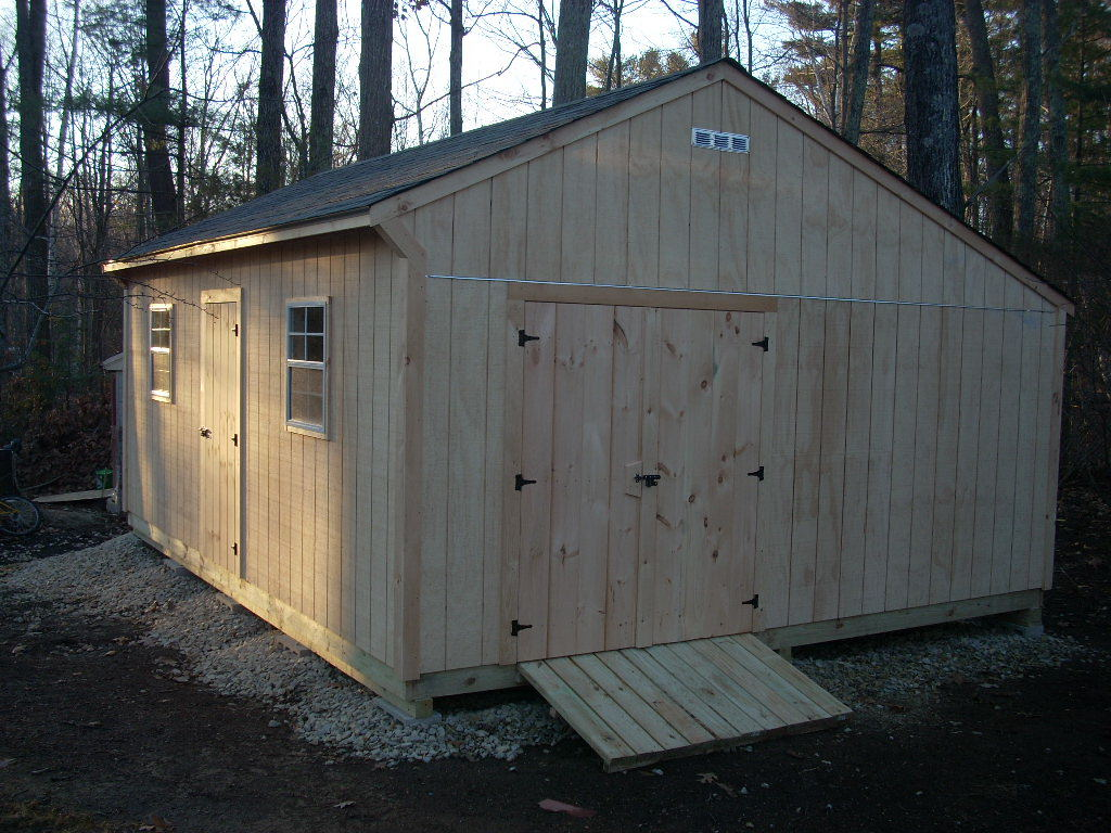 Small Sheds And Barns : Small barn builders horse barns nh ma me